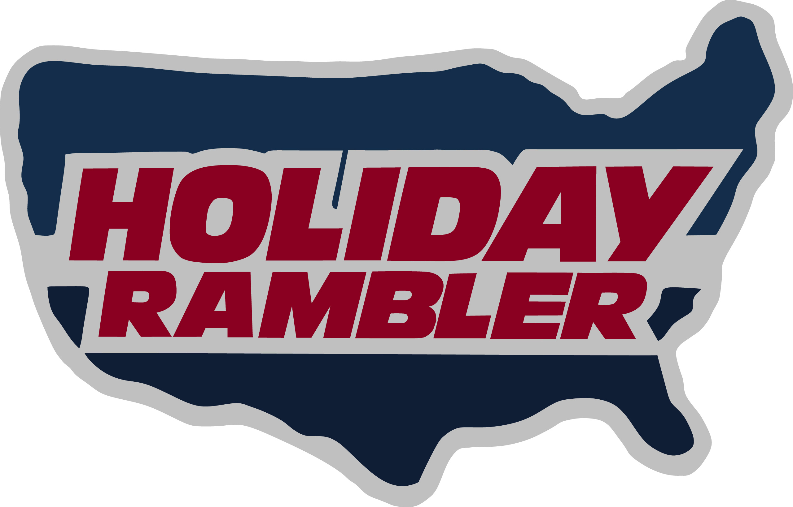 Holiday Rambler Reproduction RV Camper Logos